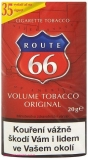 Tabák cigaretový Route 66 Red 20g