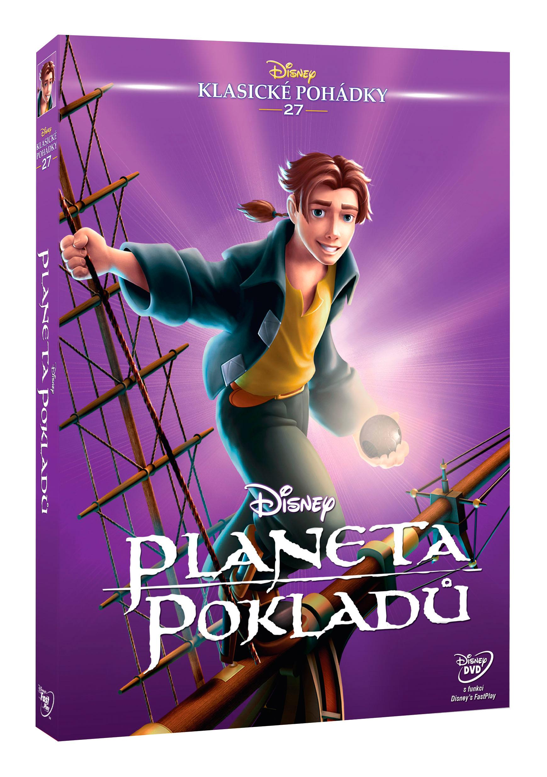 treasure planet dvd - 422×600