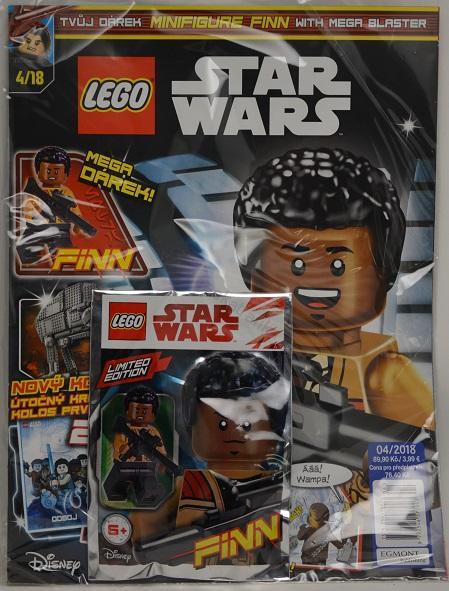 Časopis Lego Star Wars