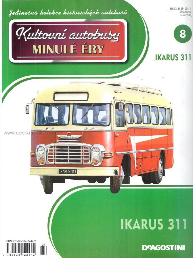 Kultovní autobusy minulé éry