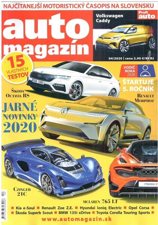 Martovski broj Auto magazina na kioscima!   Auto magazin