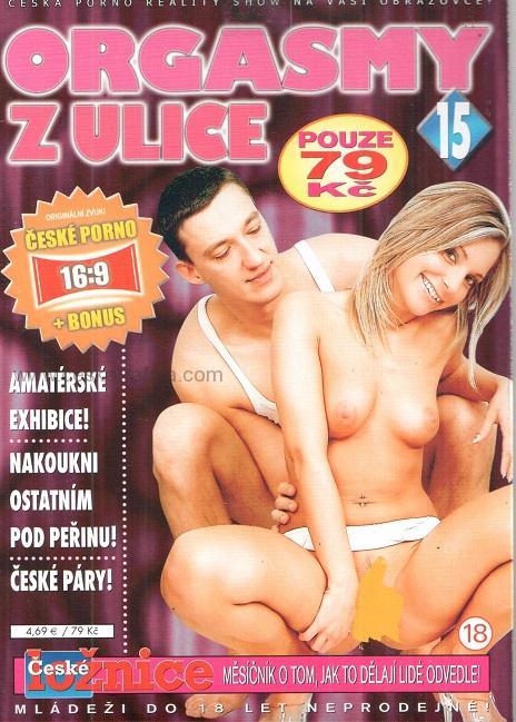 Česká realita porno