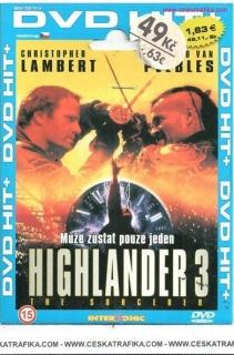 Highlander 3 (DVD box)