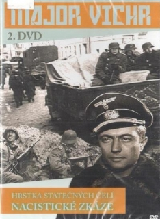 Major Vichr 2 (DVD)