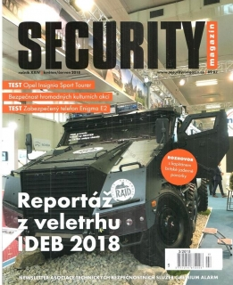 Security magazín