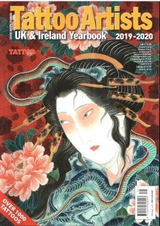 Tattoo Artists yearbook 2019-2020