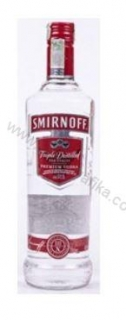 Smirnoff vodka 0,05l 37,5% Mini