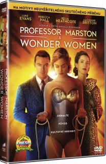 Professor Marston & Wonder women (DVD)