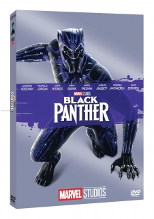 Black Panther - Edice Marvel 10 let (DVD)