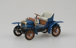 Laurin & Klement Voiturette (1905) 1:43 - Gentian Blue