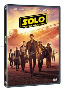 Solo: Star Wars Story (DVD)
