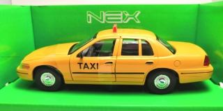 Ford Crown Victoria TAXI 1999 1:24