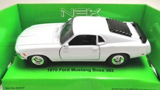 Ford Mustang Boss 302 1:34-39