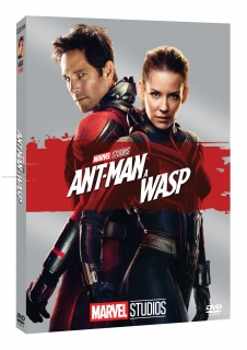 Ant-Man a Wasp - Edice Marvel 10 let (DVD)