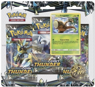 POK: Sun&Moon Lost Thunder 3 Blister Booster