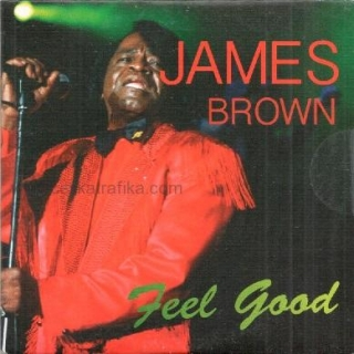 James Brown - Feel good (CD)