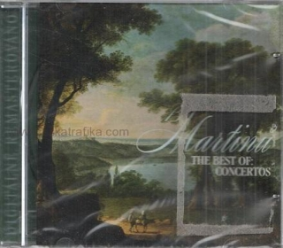 Bohuslav Martinů - The Best of: Concertos (CD)