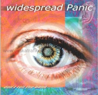 Widespread Panic: Don´t Tell The Band (CD)
