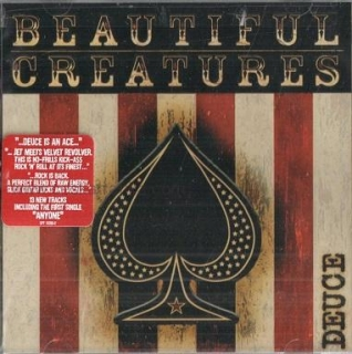 Deuce - Beautiful creatures (CD)