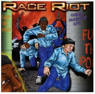 Race Riot - různí interpreti (CD)