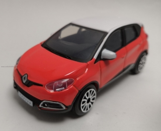 Renault Capture orange 1:43 Bburago