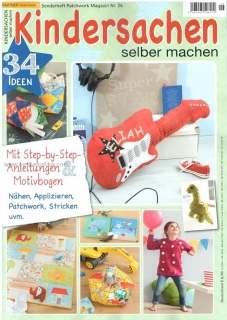 Patchwork magazin 26