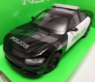 Dodge Charger Persuit 2016 POLICE 1:24