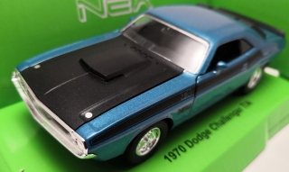 Dodge Challanger T/A (1970) blue 1:34-39