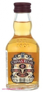 Chivas Regal 0,05l 40% Mini