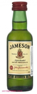 Jameson Irish Whisky 0,05l 40% Mini