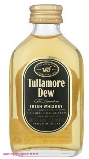 Tullamore Dew 0,05l 40% Mini