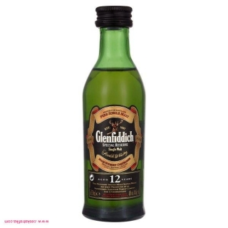 Glenfiddich 0,05l 43% Mini