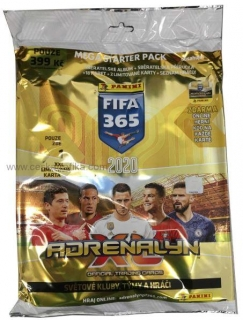 PANINI FIFA 365 2020 - ADRENALYN - starter set