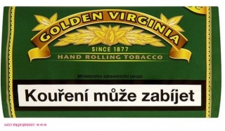 Tabák cigaretový Golden Virginia 25g