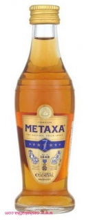 Metaxa 7* 0,05l 40% Mini