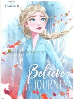 Pohlednice Frozen 2 - Believe in the Journey