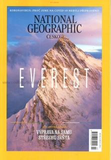 National Geographic magazine 7/2020