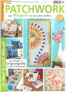 Patchwork magazin 3/2021