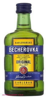 Becherovka 0,05l 38% Mini