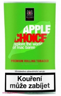 Tabák cigaretový Mac Baren Apple Choice 40g