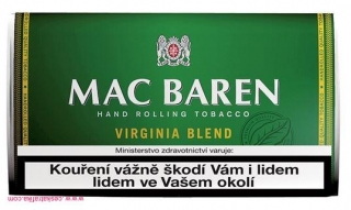 Tabák cigaretový Mac Virginia Blend 40g