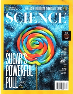 SCIENCE National Geographic USA magazine