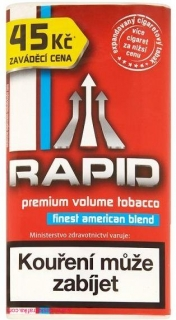 Tabák cigaretový Rapid Volume 19g