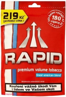 Tabák cigaretový Rapid Volume 90g