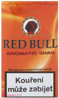 Tabák cigaretový Red Bull Aromatic Shag 40 g