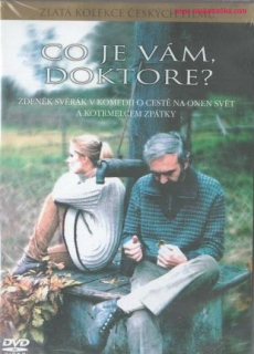 Co je vám, doktore? (DVD)