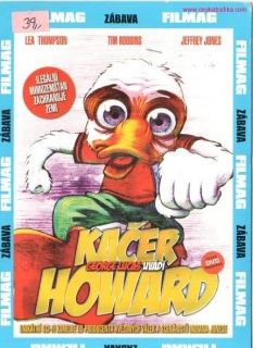 Kačer Howard (DVD)