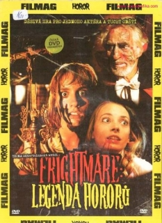 Frightmare: Legenda hororů (DVD)