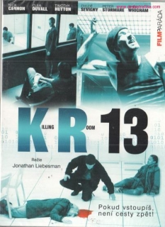 Killing Room 13 (DVD)