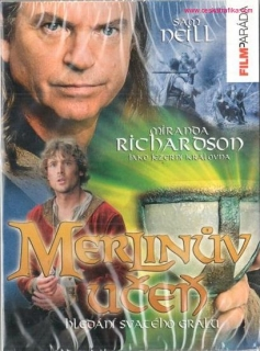 Merlinův učeň (DVD)